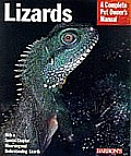 Lizards (Barron's Complete Pet Owner's Manuals)