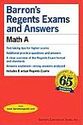 Barron's Regents Exams and Answers Mathematics a