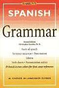 Spanish Grammar 2nd Edition