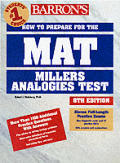 Barrons How To Prepare For The Mat Mill