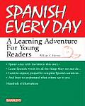 Spanish Everyday: A Learning Adventure for Young Readers