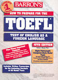 How To Prepare For The Toefl 10th Edition