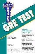 Barrons Pass Key to the GRE Test Graduate Record Examination 2003