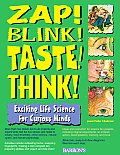 Zap Blink Taste Think Exciting Life