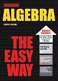 Algebra The Easy Way 4th Edition