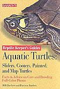 Aquatic Turtles Sliders Cooters Painted & Map Turtles