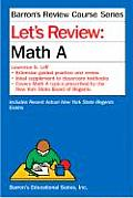Lets Review Math A 2nd Edition