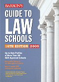 Guide To Law Schools 16TH Edition