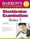 Barron's Stockbroker Examination: Series 7 (Barron's Stockbroker Exam: Series 7) by Michael T. Curley