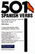 501 Spanish Verbs 5TH Edition Cover