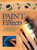 Paint Effects: a Unique Guide on How To Use Decorative Paint Effects