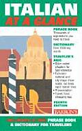 Barrons Italian At a Glance 4TH Edition