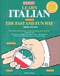 Learn Italian the Fast & Fun Way 3RD Edition