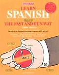 Learn Spanish the Fast & Fun Way 3RD Edition Cover