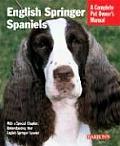 English Springer Spaniels (Barron's Complete Pet Owner's Manuals)
