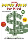 Barrons Money Sense for Kids 2ND Edition Cover