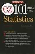 EZ 101 Study Keys Statistics 2nd Edition