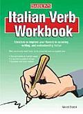 Italian Verb Workbook (05 Edition)
