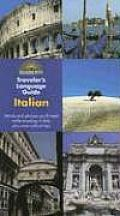 Barrons Travelers Language Guide Italian