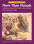 More Than Matzah: A Passover Feast of Fun, Facts, and Activities (Let's Celebrate) Cover