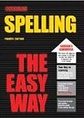 Spelling The Easy Way 4th Edition