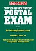 The Comprehensive Postal Exam for 473/473-C (Barron's Comprehensive Postal Exam)