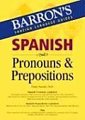 Spanish Pronouns & Prepositions