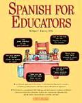 Spanish For Educators 2nd Edition