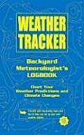 Weather Tracker Weather Tracker Backyard Meteorologists Logbook Backyard Meteorologists Logbook