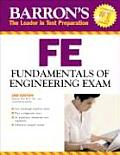 Barron's Fe: Fundamentals of Engineering Exam (Barron's Fe: Fundamentals of Engineering Exam)