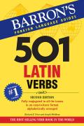 501 Latin Verbs (2ND 08 Edition)