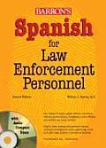 Spanish For Law Enforcement Personnel