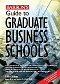 Guide To Graduate Business Schools 15th Edition