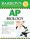 Barron's AP Biology (Barron's AP Biology)