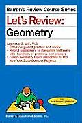 Let's Review: Geometry (Barron's Let's Review)