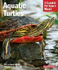 Aquatic Turtles (Barron's Complete Pet Owner's Manuals)