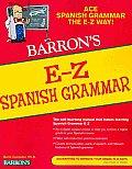 E Z Spanish Grammar 2nd Edition