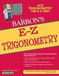 Barron's E-Z Trigonometry (Barron's E-Z)