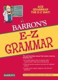 Barron's E-Z Grammar