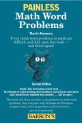 Painless Math Word Problems (Barron's Painless)