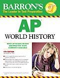Barron's AP World History (Barron's AP World History)
