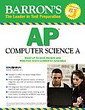 Barron's Ap Computer Science a - Text Only (5TH 10 - Old Edition)