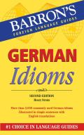 German Idioms (Barron's Idioms)