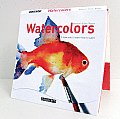 Watercolors: A New Way to Learn How to Paint (Barron's Easel)