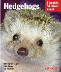 Hedgehogs (Barron's Complete Pet Owner's Manuals) Cover