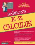 Barron's E-Z Calculus (Barron's E-Z) Cover