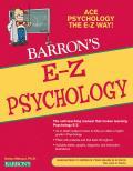 Barrons EZ Psychology 2nd Edition
