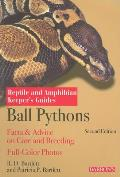 Ball Pythons (Reptile and Amphibian Keeper's Guides)