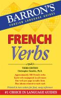 French Verbs (Barron's Foreign Language Guides)
