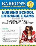Barron's Nursing School Entrance Exams (Barron's Nursing School Entrance Exams)